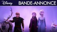 La Reine des Neiges 2 - Bande-annonce officielle - Disney