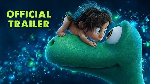 The Good Dinosaur Official US Trailer 2