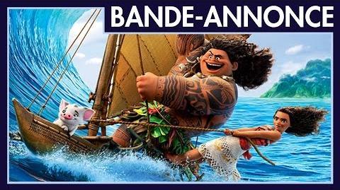 Vaiana, la légende du bout du monde - Bande-annonce officielle