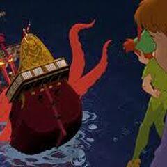 La Pieuvre fait couler le Jolly Roger