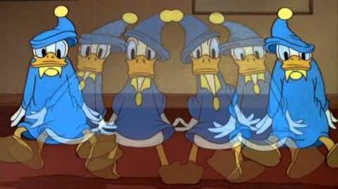 Donald Duck - Bonne Nuit Donald (1941)