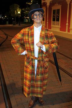 John Darling DL paris 2011