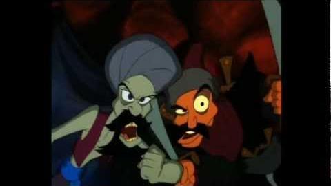 Dites Oui ou Non (Aladdin et le Roi des Voleurs)