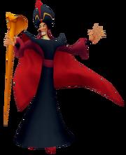 Kingdom Hearts Jafar sceptre