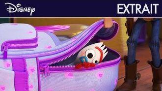 Toy Story 4 - Extrait - Rencontrez Fourchette ! - Disney