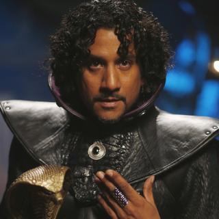 Jafar et son sceptre.