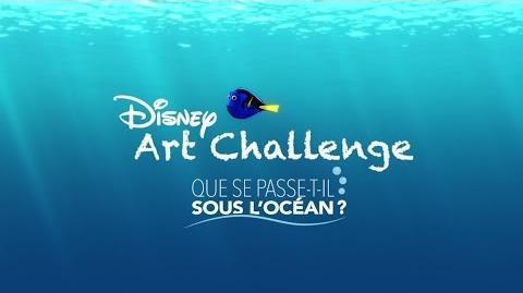 Disney Art Challenge 2016 - Cérémonie de remise des prix