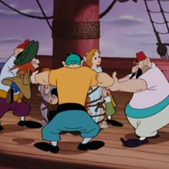 Les Pirates dansent