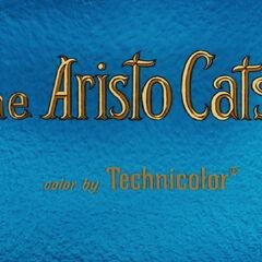 Les Aristochats (The Aristocats) chanson de générique interprétée par Maurice Chevalier
