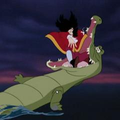 Le Crocodile va peut-être finir son repas pour de bon...