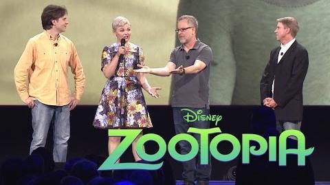 D23 Expo Panel Presentation - ZOOTOPIA