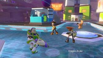 Le pack aventure Toy Story