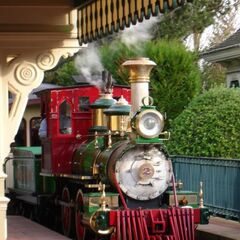 <i>C.K. Holliday</i>: en hommage au constructeur du chemin de fer de Santa Fe, Cyrus Kurtz Holliday. Étant donné que cette ligne de trains était utilisée pour les vacances au XIX<sup>e</sup> siècle, les voitures portent le nom de lieux de villégiature (Coney Island, Atlantic City, Chesapeake, Long Island et Niagara Falls).
