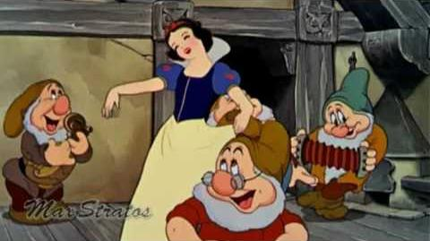 Snow White & The Seven Dwarfs - The Silly Song 16 9