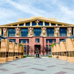 Studios Disney, Burbank