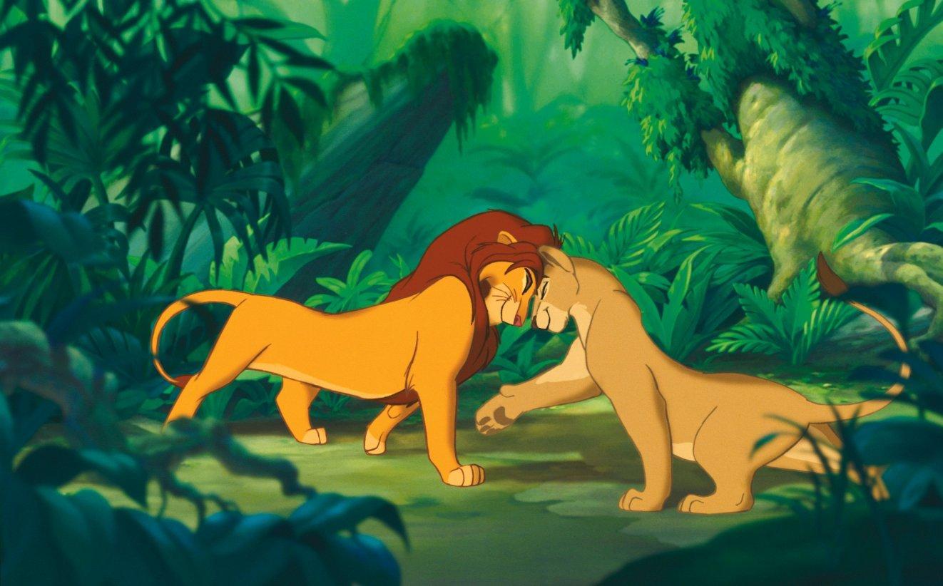 """Résultat de recherche d'images pour """"le roi lion l'amour brille sous les étoiles"""""""