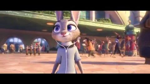 Extrait Arrivée de Judy