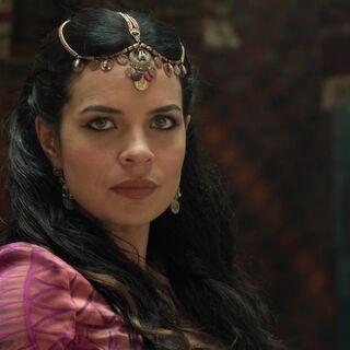 Amara est une puissante sorcière venue d'Agrabah...