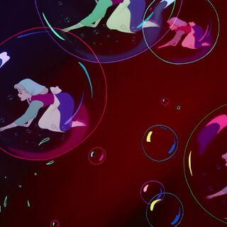 Doux Rossignol (Oh, Sing Sweet Nightingale) interprété par Javotte et Cendrillon