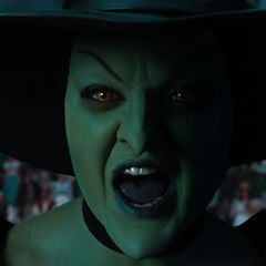 La Méchante Sorcière est là!