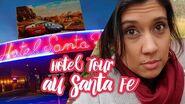 HOTEL TOUR AU DISNEY SANTA FE