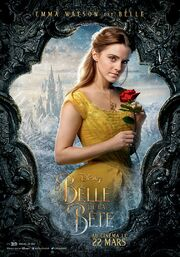 La Belle et la Bête Affiche 3