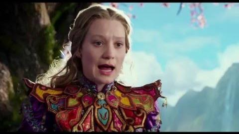 Alice de l'Autre Côté du Miroir-0