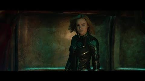 Captain Marvel - Reportage L'entraînement de Brie Larson