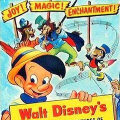 Affiche américaine de 1954