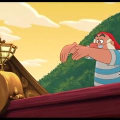 Mouche vire la Pieuvre, comme il le faisait avec le Crocodile