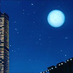 Les Tour Jumelles du World Trade Center et l'Empire State Building (<small>Oliver et Compagnie</small>)