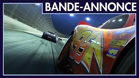 Cars 3 - Bande-annonce