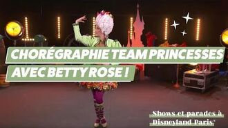 FR - TUTO Festival Pirates et Princesses - Chorégraphie Princesses - Disneyland® Paris