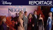 La Reine des Neiges 2 - Reportage - Projection exceptionnelle avec l'équipe du film - Disney