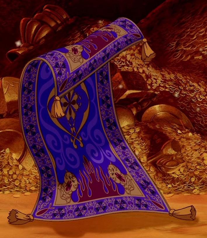 Tapis Disney Wiki Fandom Powered By Wikia