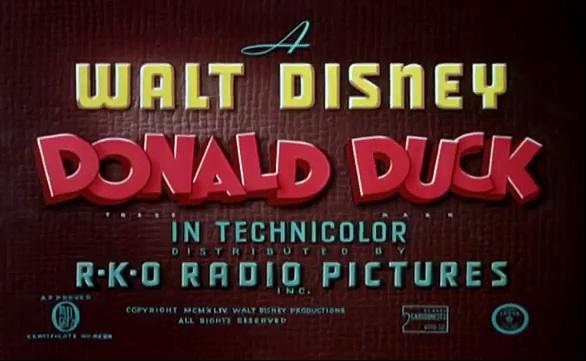 Donald Duck - Donald et le gorille (1944)