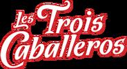 Les Trois Caballeros (logo)