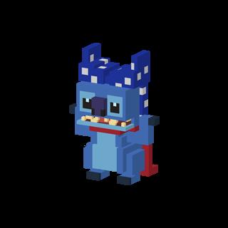 Stitch<br />super-héros