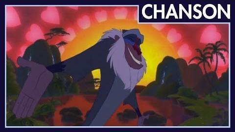 À Upendi (Le Roi Lion 2 L'Honneur de la Tribu)