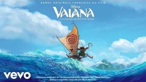 """Cerise Calixte - Le bleu lumière (De """"Vaiana - La Légende du Bout du Monde"""" Audio Only)"""