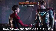 Spider-Man Far From Home - Bande-annonce 2 - VF