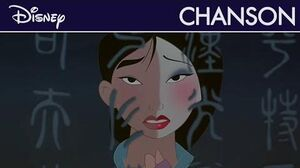 Mulan - Réflexion I Disney
