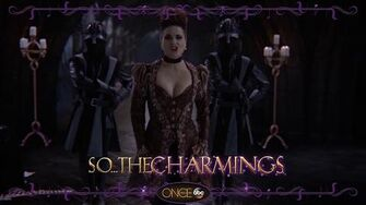 "The Evil Queen's Song ""Love Doesn't Stand A Chance"" - Once Upon A Time"