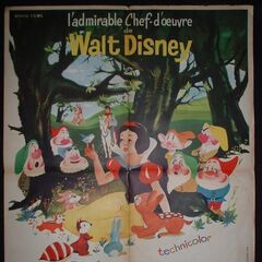 Affiche française de 1962.