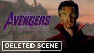 Avengers Endgame Deleted Scene - The Avengers Honor Tony Stark