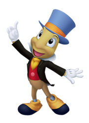 Jiminy Cricket (KH)