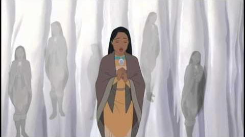Au Seuil de Mon Avenir (Pocahontas 2 un Monde Nouveau)