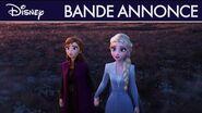 La Reine des Neiges 2 - Nouvelle bande-annonce - Disney