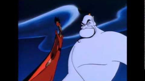 Le Retour de Jafar, Tu N'es Qu'un Amateur