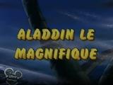 Aladdin le magnifique